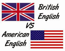 Αγγλικά και Αμερικάνικα - Διαφορές